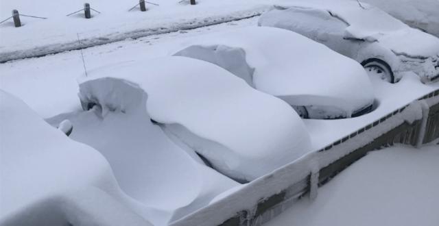 2021年北京将有特大暴雪